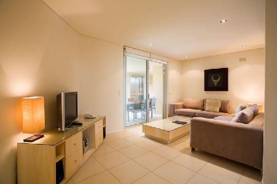 Maison Noosa - Luxury Beachfront Resort: 3 Bedroom Hastings Apartment