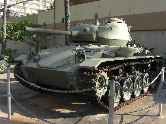 夏威夷美陆军博物馆照片