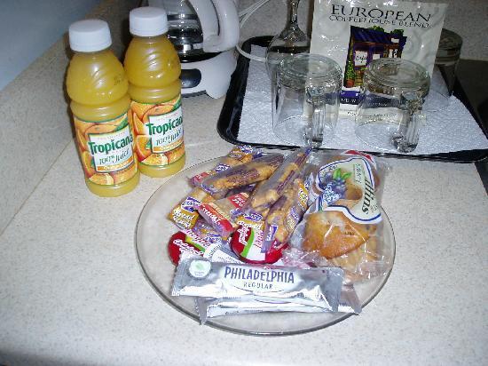 Viscay Hotel Breakfast