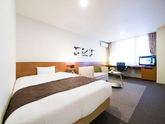 Hotel Tohkai: プレミアムシングルルーム