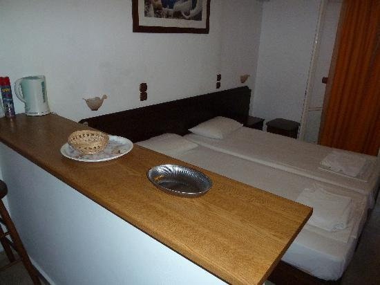 Marina Apartments: Zimmer