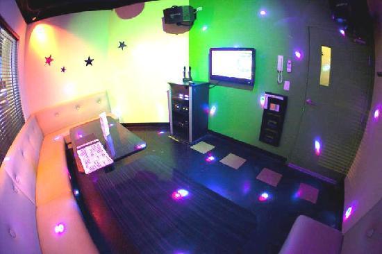 Kroaky's Karaoke: Private Room 1