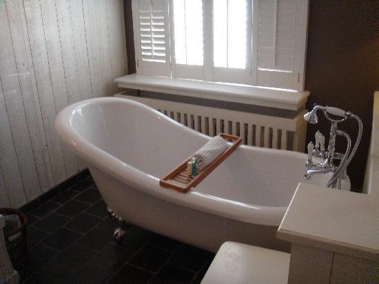 Casa Romantico: free standing bath