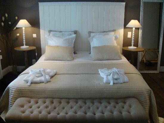 Casa Romantico: bed