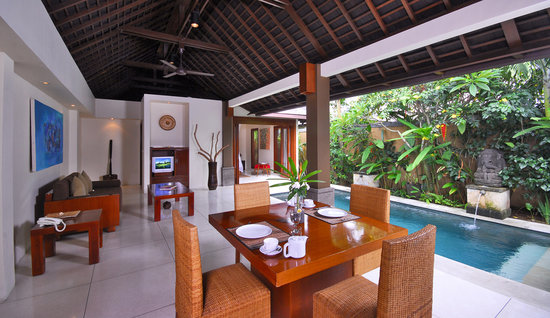 Grand Avenue Bali: 1 Bed room pool villa