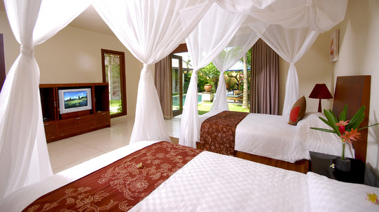 Grand Avenue Bali: 2 Bed room pool villa