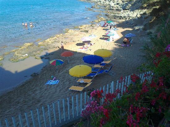 Mariblu B&B : La spiaggia