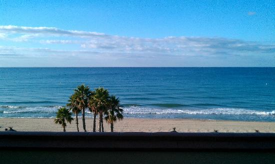 Le Meridien Ra Beach Hotel & Spa: nice sea sound