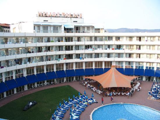 Hotel Riu Helios: pool and pool bar
