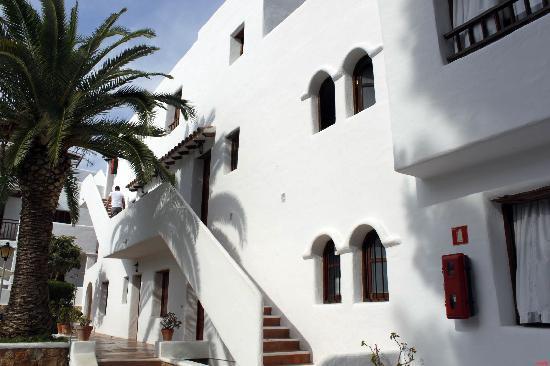 Benet Los Pinares: Trap naar Appartementen