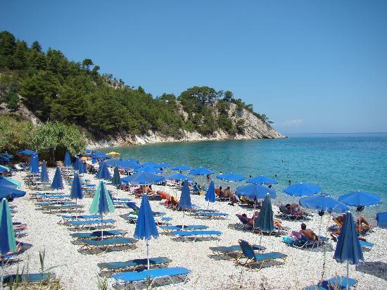 Villa Themos: Lemonakia beach