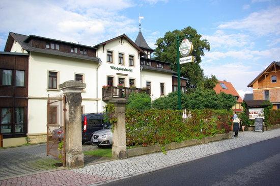Restaurant Lilienstein im Waldparkhotel