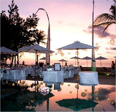 Wedding Reception Picture Of Bali Garden Beach Resort Kuta
