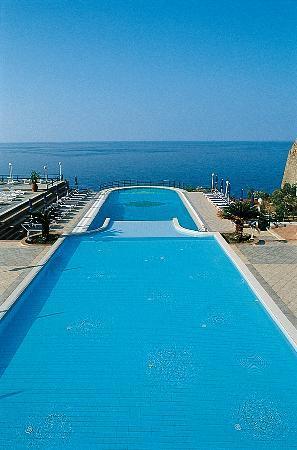 Acquafredda, إيطاليا: piscina baby
