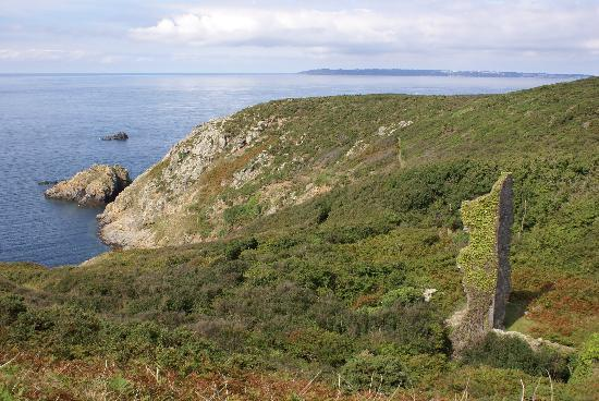 Stocks Hotel: Little Sark & Silver Mines