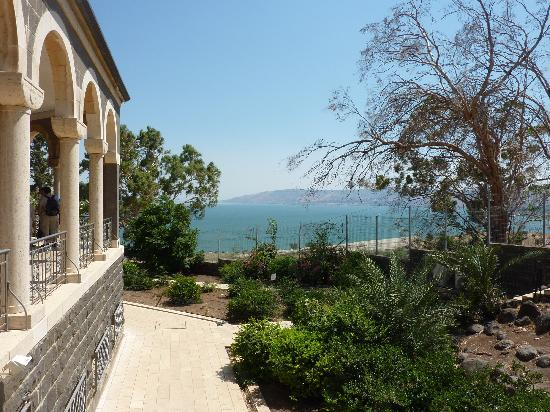 Tiberias : Sea of Galilee