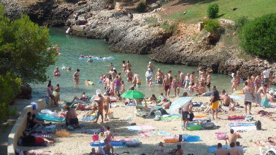 Hotel Marina Corfu: Nice Beach
