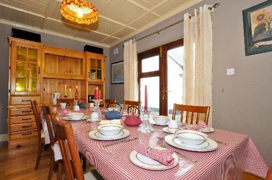 Ard Mhara Lodge B&B: Dining Room
