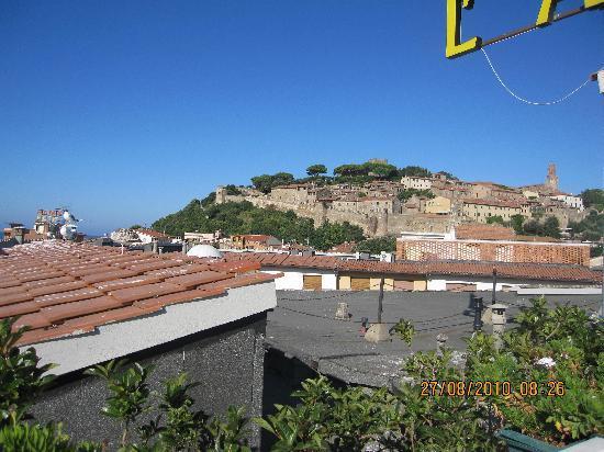 Hotel L'Approdo: panorama dalla terrazza