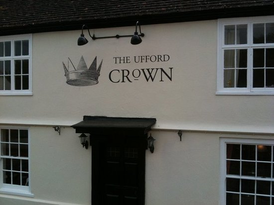 The Ufford Crown: Our lovely pub