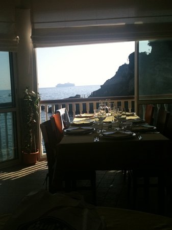 Zoagli, Italien: si tocca il mare