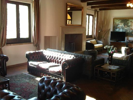Fattoria Il Borghetto: Lobby Lounge