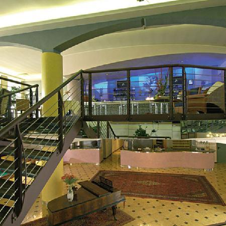 Villafranca di Verona, Italien: hotel interior