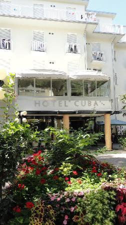 Hotel Cuba: esterno