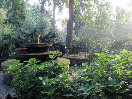 Průhonice, Republik Ceko: Garten