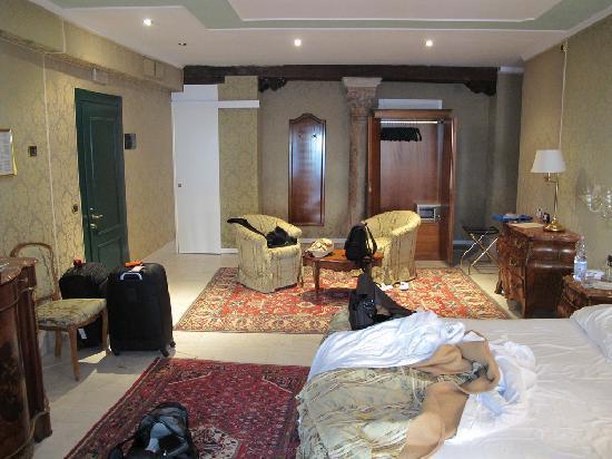 Al Ponte Antico Hotel: Junior Suite