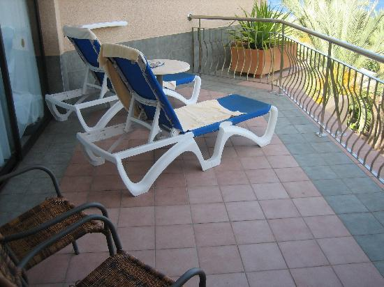 ClubHotel Riu Buena Vista : Fantastic Balcony