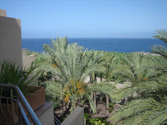 ClubHotel Riu Buena Vista: Great View to La Gomera