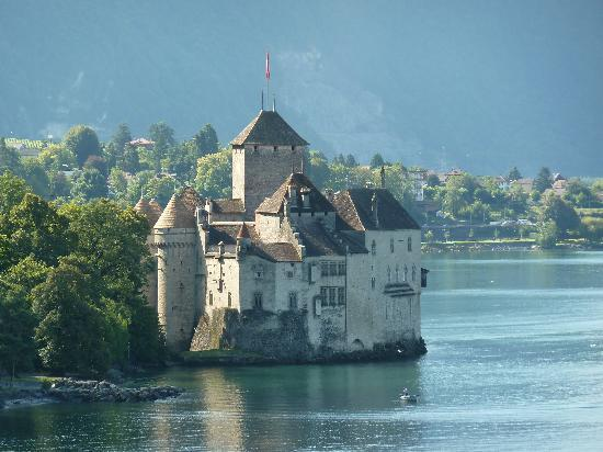 Chateau de Chillon: Picturesque