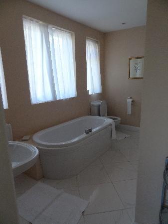 Glebe House B & B: Salle de bain
