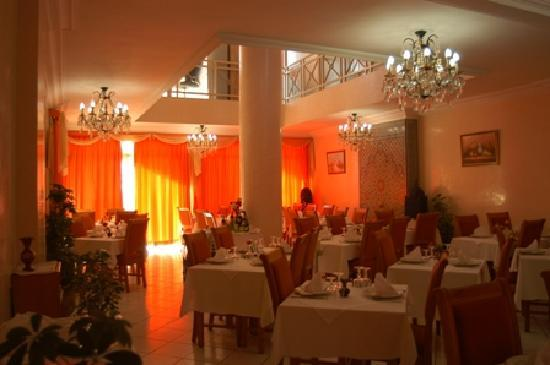 Hotel Akabar : c'est le restaurant nationale et internationale aussi