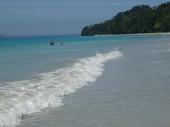 Havelock Island, India: Absolute paradise