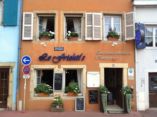 Le Frichti's : facade