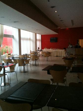 Wam Hotel Patagonico: Sala da pranzo, piano terra