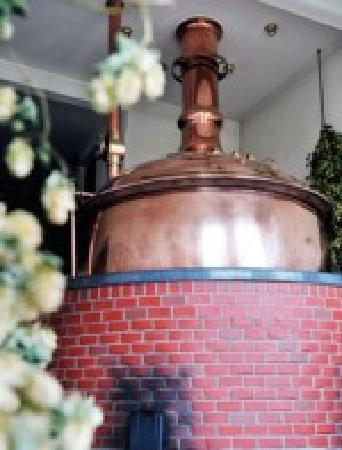 Odenwaldstetten, Γερμανία: Speidel's Bier, hausgebraut seit 1763