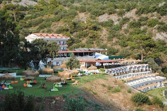 Manaspark Hotel Oludeniz: Great Hotel and location
