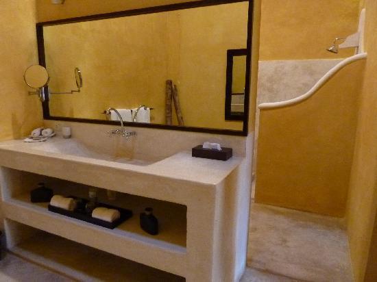 Hotel Hacienda Merida: baño