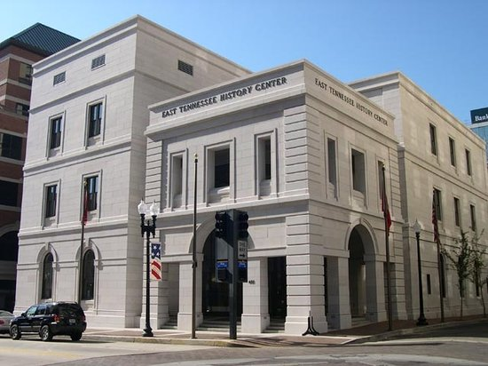 ‪East Tennesse Historical Society‬