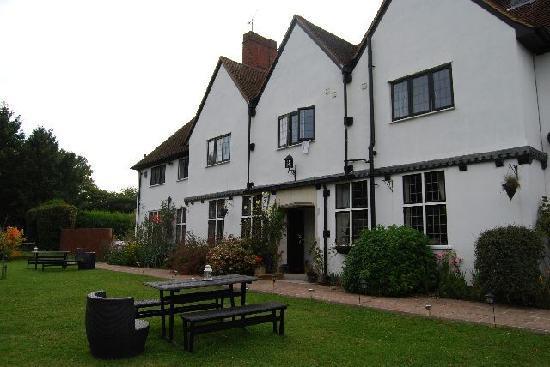 Lancers House: Vista esterna