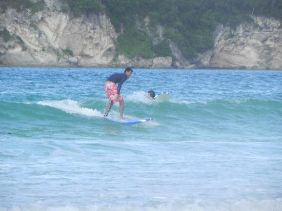 Macao Beach: Miguel Angel Reynosa