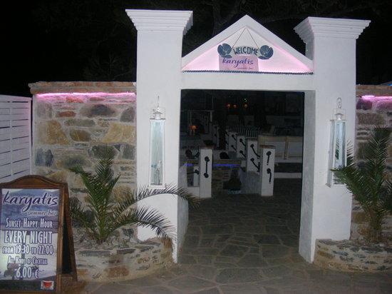 Karyatis Bar: Karyakis bar