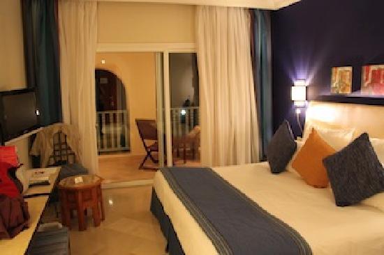 Radisson Blu Ulysse Resort & Thalasso Djerba: notre chambre