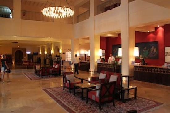 Radisson Blu Ulysse Resort & Thalasso Djerba: le hall de réception