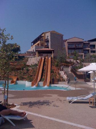 Mesenia, Grecja: The Slide at the Westin Kids Pool