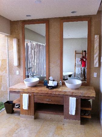 Rosewood Mayakoba: Baño