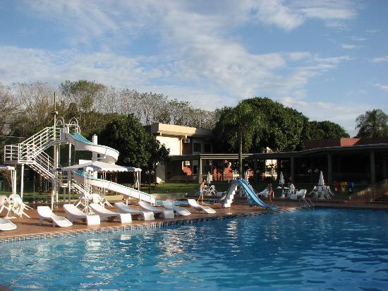 Hotel Nacional Inn Foz do Iguacu: Tranquilidade!